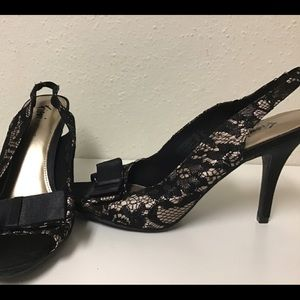 New Fioni Night sling back heels-9